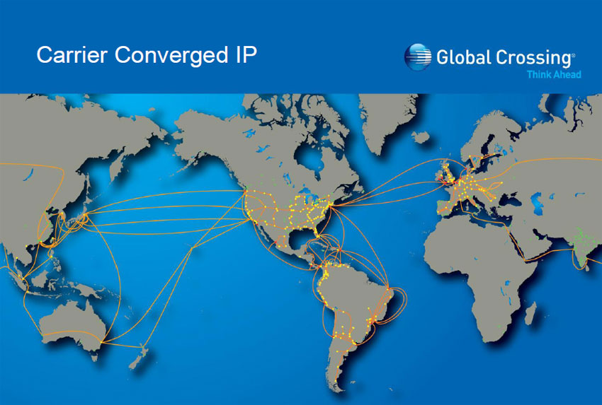 Global Crossing Network